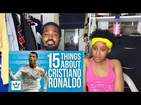 15 Things You Didn't Know About Cristiano Ronaldo (Reaction) #CristianoRonaldoReaction #Alux #SAndM