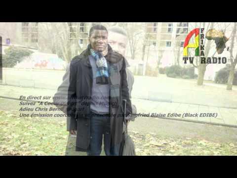 Afrikatvradio,Chris Bernd Krüger,Siegfried Blaise Edibe, (Black Edibe) (видео)