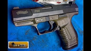 The Walther P99 AS 9mm Pistol. Introduced in 1996, a favorite with Military, Police and Civilians around the world. Big thanks to Johnny C! Freedom Munitions: 5% Sootch00 Discount  https://www.freedommunitions.com/Shoot Steel Targets: 10% Sootch00 Discount: http://www.shootsteel.com/TEKMAT Website: https://goo.gl/fdhWDABe a Team Sootch Minuteman: https://www.patreon.com/Sootch00SootchGear: https://teespring.com/stores/sootch00Join the NRA! Discount Membership Fees Click Here: https://membership.nrahq.org/forms/signup.asp?campaignid=XR031487 Hit the Like Button & Subscribe for more Fun Gun Reviews. Thanks for watching~ Sootch00Instagram: Sootch_00FaceBook: https://www.facebook.com/Sootch00FunGunReviewsMusic is from Jingle Punks Royalty Free Music through the Fullscreen Network. Used with permission.