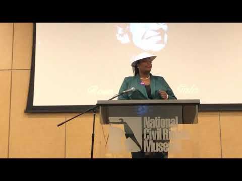 Waikinya Clanton_National Rosa Parks Day Acceptance Speech Part Two
