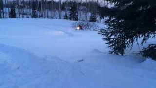 8. Skidoo Expedition 1200 Se 2012 Chambord Fun