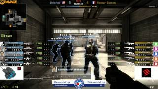 ESWC 2014 Female - Gruppenphase Gruppe A -  Ubinited Female Vs. Reason Gaming Female (de_cache)
