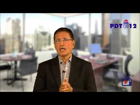 Antonio Fiorito é Presidente do PDT em Araçariguama