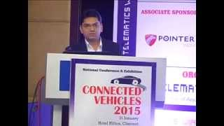 Amit Mandot, Sr. Manager-Automotive Electronics, Volkswagen India