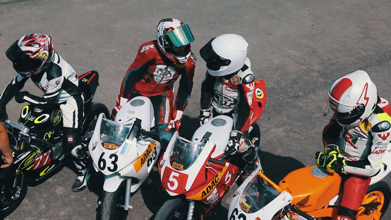 Moto Junior díl 2. – Na čem závodí – Dlhá