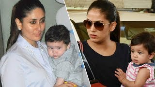 According to a leading daily, mommies Kareena Kapoor & Mira Rajput over their kids. Can you guess what could be the reason? Find out!Click here to DOWNLOAD the Bollywoodbackstage Mobile App Android APP-https://play.google.com/store/apps/details?id=com.app.bollywoodapp iOS  APP-https://itunes.apple.com/app/id959275342 For more Bollywood news and gossiphttp://www.youtube.com/user/bollywoodbackstage?feature=mheeSubscribe at http://www.youtube.com/subscription_center?add_user=BollywoodBackstageLike us on Facebookhttp://www.facebook.com/bollywoodbackstageFollow us on Twitterhttps://twitter.com/#!/BollywoodBstage