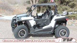 7. ATV Television Product Review - 28x10x14 Sedona Rock-A-Billys on our 2015 RZR 900