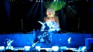 Iron Maiden - Maiden England Open Night - 21/06/2012 [Full Concert]