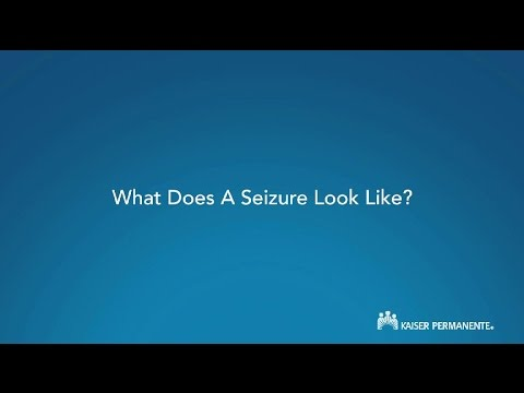 What Does a Seizure Look Like?
