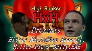 Hitler Halloween Special - Hitler Plays Sally.EXE