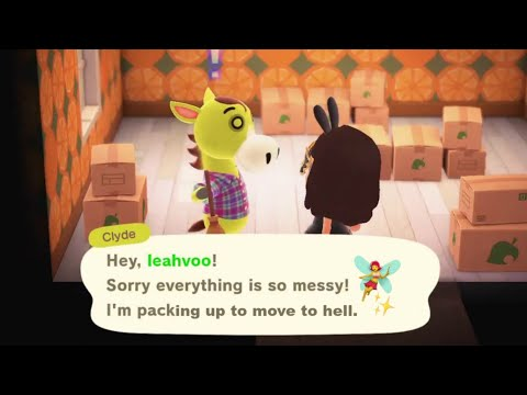 How to get rid of UGLY villagers easily | Animal crossing new horizons