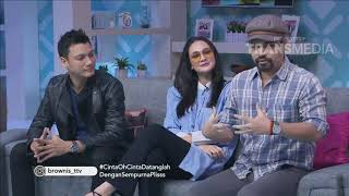Video BROWNIS - Kisah Cinta Luna Maya  (9/7/18) Part2 MP3, 3GP, MP4, WEBM, AVI, FLV April 2019