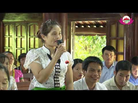 """Gặp mặt, đối thoại và truyền thông """"Phòng chống mua bán người và di cư không an toàn"""" tại xã Châu Lý"""