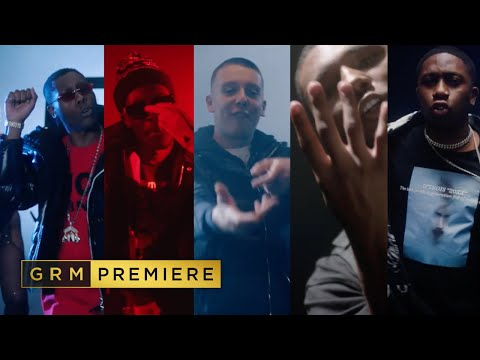 Tana x Unknown T x Aitch x M1llionz x JB Scofield – Ride & Clutch Pt 2 [Music Video] | GRM Daily