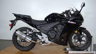 5. 2013 Honda CBR 500R