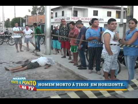 Em Horizonte-CE/Polícia registrou mais um homicídio.