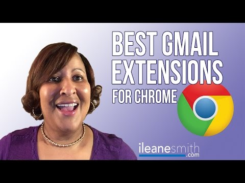 Watch 'The Best Gmail Extensions for Chrome '