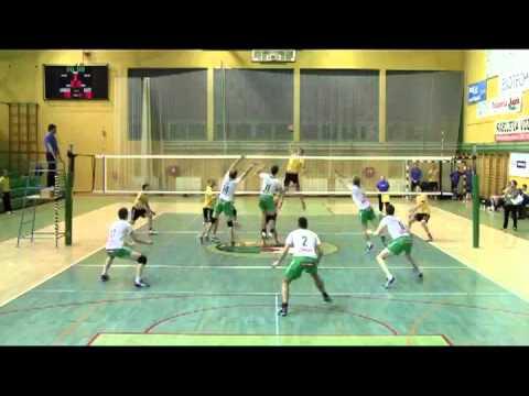 Ga per ko elnik 12 zone 6 attack pipe volleyball