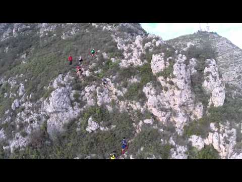 EVASIÓN TV: Ultra Trail de Mondúber 2014