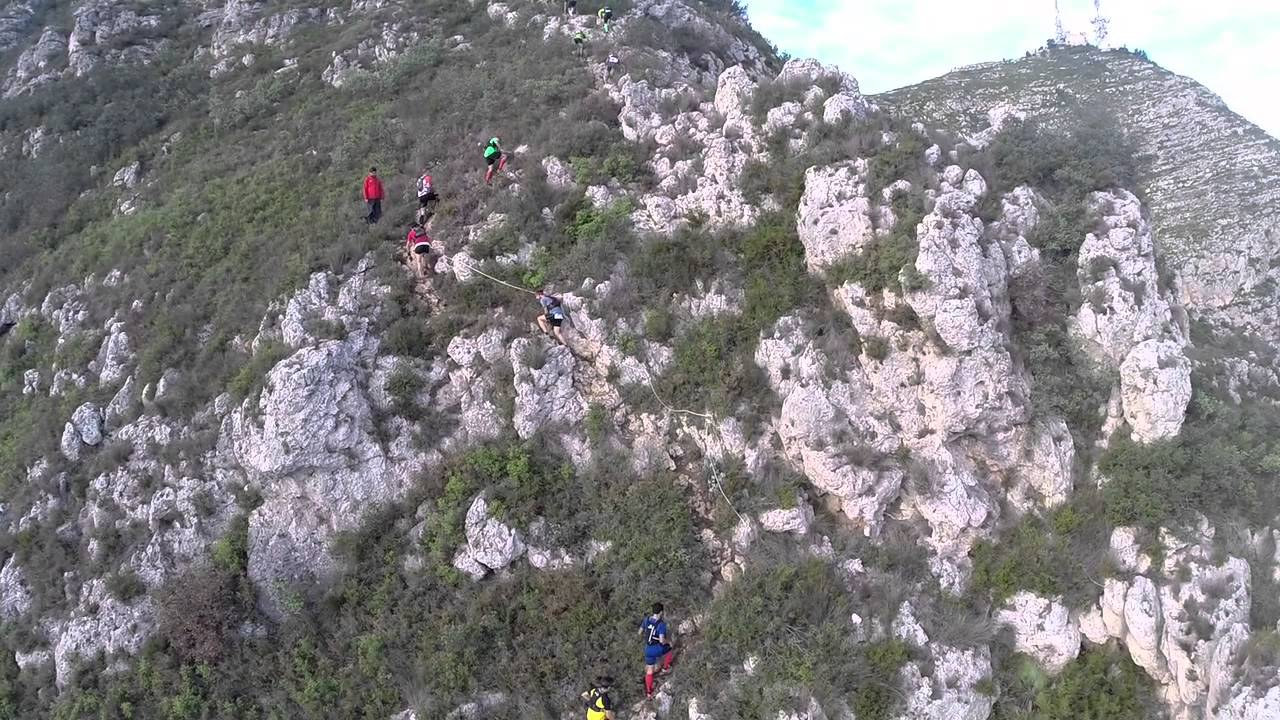 EVASIÓN TV: Ultra Trail de Mondúber 2014