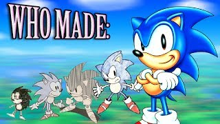 Who Made Sonic the Hedgehog?I'd been wondering who made Sonic, and if it was Yuji Naka. After doing research, he was credited as the Programmer of Sonic, but not the Designer - which only furthered the mystery. I decided to do a deep dive and try to find out Who Made Sonic the Hedgehog, and I hope you find it as interesting as I do!Sources:Sega Mega Drive/Genesis Collected Works - Keith StuartRetro Gamer: Issue #100Sonic the Hedgehog - GameTap Retrospective (2009)Naoto Ohshima interview (Gamasutra): http://www.gamasutra.com/view/feature/4208/out_of_the_blue_naoto_ohshima_.php?page=2The History of Sonic: Birth of An Icon (Documentary)Music List:0:00 - Sonic CD - Sonic Boom0:51 - Sonic 3 - Angel Island, Act 11:29 - Alex Kidd in Miracle World - Main Theme1:50 - Sonic 2 - Metropolis Zone2:10 - Sonic (Master System/Game Gear) - Scarp Brain Zone2:59 - Phantasy Star - Lashiec FM (JP version)3:52 - Sonic 06 - Dusty Desert Quicksand5:04 - Sonic 3 - Hydrocity Zone, Act 16:05 - Sonic 2 - Hill Top Zone6:36 - Emerald Hill Zone7:00 - Sonic - Green Hill Zone8:23 - Sonic 2 - Chemical Plant Zone8:53 - Sonic 3 - Death Egg Zone9:09 - Sonic Adventure 2 - Escape from the City9:38 - Sonic 2 - Mystic Cave Zone