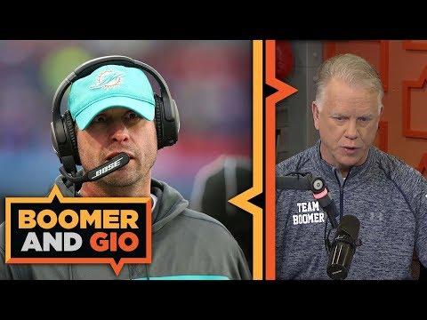 Video: Jets hire ADAM GASE as head coach | Boomer & Gio