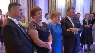 Kasia i Mati zaszokowali rodziców swoim podziękowaniem na ślubie! Takiego pomysłu jeszcze nie widziałam!
