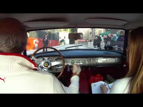 MilleMiglia 2010: Ferrari 250 SWB onboard camera