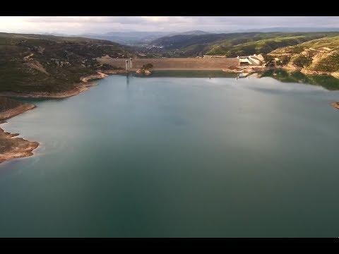 Xiaomi Mi Drone 4K - Embalse de Tous (Valencia)
