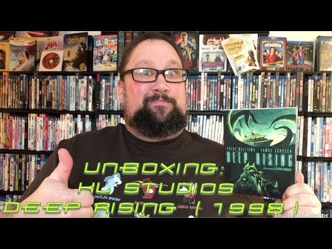 Unboxing: KL Studios Edition Of Deep Rising (1998)