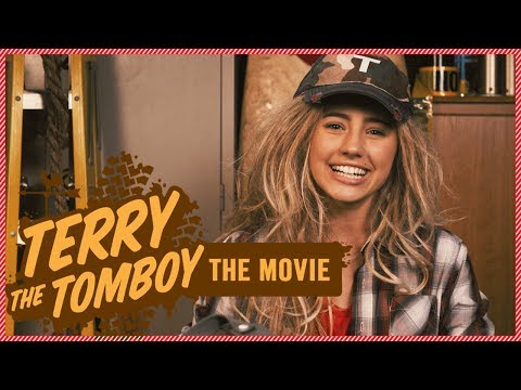 Terry The Tomboy: The Movie - OFFICIAL TRAILER!