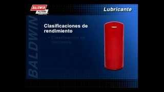 FilterSavvy - Baldwin Filters - Filtros de Aceite 6