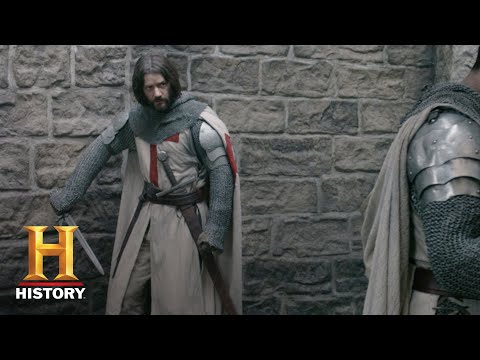 """Knightfall Episode Recap: """"And Certainly Not the Cripple """" (Episode 7) 