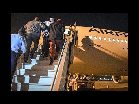 Frankreich: Mutmaßlicher Dschihadist aus Dschibuti ausgeliefert