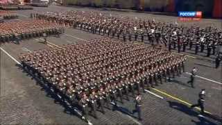 Russian Army Parade 2013