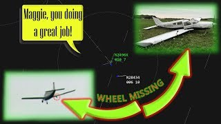Video 17-YEAR-OLD STUDENT PILOT LANDS HER PLANE WITHOUT A WHEEL! MP3, 3GP, MP4, WEBM, AVI, FLV Juli 2019