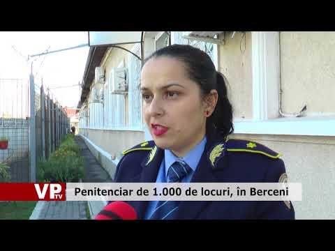 Penitenciar de 1.000 de locuri, în Berceni