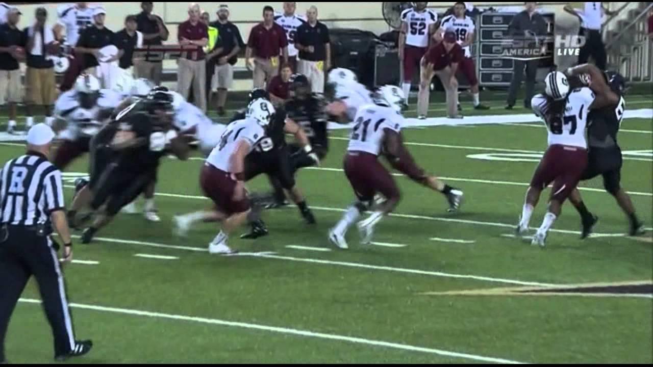 Marcus Lattimore vs Vanderbilt (2012)
