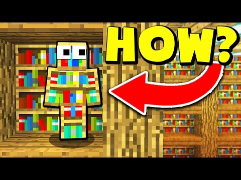 100% INVISIBLE SECRET HIDING SPOT TROLL! (Minecraft MURDER MYSTERY)