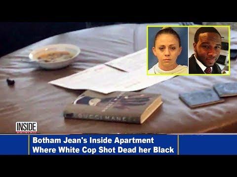 Botham Jean's Inside Apartment Where White Cop Shot Dead her Black Neighbor