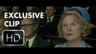 The Iron Lady - Parliament Exclusive Clip [HD]