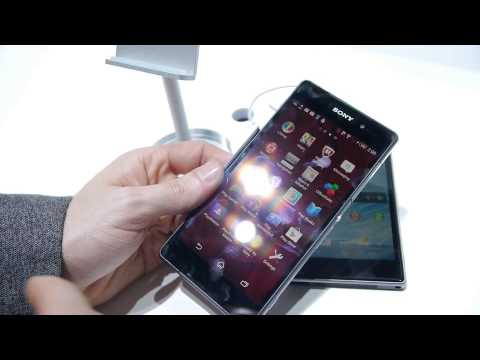 Sony Xperia Z2 in-depth hands-on part 2: Display