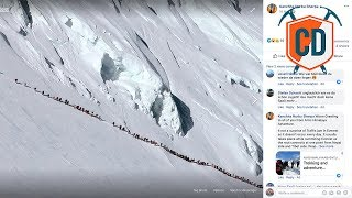 Record Numbers Of Climbers Summit Everest | Climbing Daily Ep.1421 by EpicTV Climbing Daily
