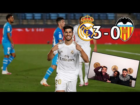 ASENSIO IS BACK!! 🤩 BENZEMA'S BRACE SECURES THE 3 POINTS AGAINST VALENCIA! REACTION - REACCIONES