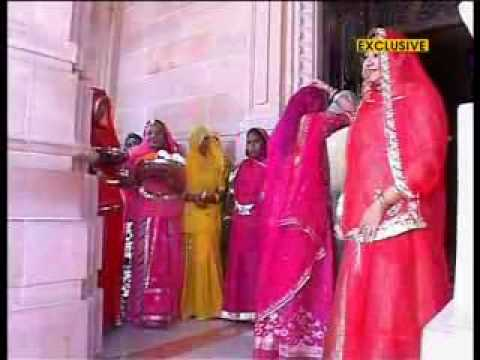 The royal birthday at Umed Bhawan Palace
