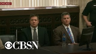 Video Chicago cop found guilty of second-degree murder in Laquan McDonald death MP3, 3GP, MP4, WEBM, AVI, FLV Desember 2018