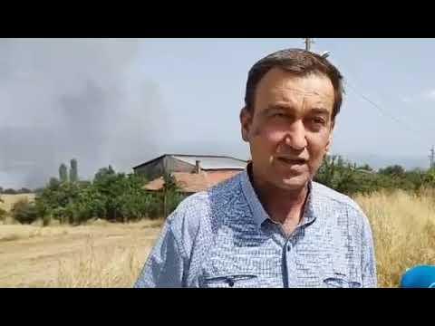 Кметът на Бучино: Няма опасност за къщите