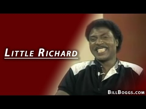 Talk Show - Little Richard
