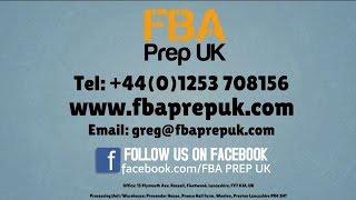 FBA Prep UK Introducer Video