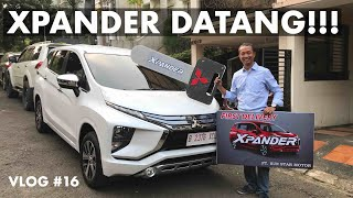Video Mitsubishi Xpander-ku Datang!! | VLOG #16 MP3, 3GP, MP4, WEBM, AVI, FLV Oktober 2017